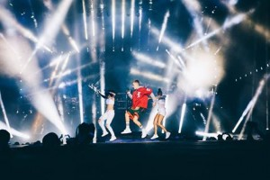 JUSTIN BIEBER live in TEL AVIV  Photo by Orit Pnini