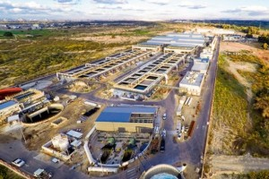 Sorek Desalination Plant. Credit: Photo courtesy of IDE Technologies.
