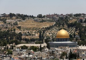 Jerusalem's Old City and the Temple Mount. (photo credit:MARC ISRAEL SELLEM/THE JERUSALEM POST)