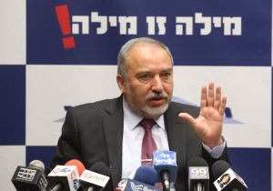 Yisrael Beytenu MK Avigdor Liberman ‏. (photo credit:MARC ISRAEL SELLEM/THE JERUSALEM POST)